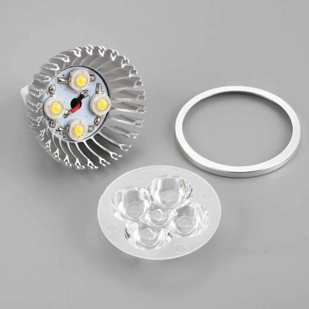 Icoco 4 Leds MR16 4W 12V 45 Graden Stralingshoek Warm Wit Spot Light Bulb Lamp Spotlight Focus voor Woonkamer Promotie Koop