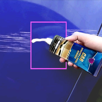 Car Scratch Remover Repair Paint Care Tool Auto Swirl Remover Scratches Repair Polishing Wax Auto Product Car Accessories TSLM1