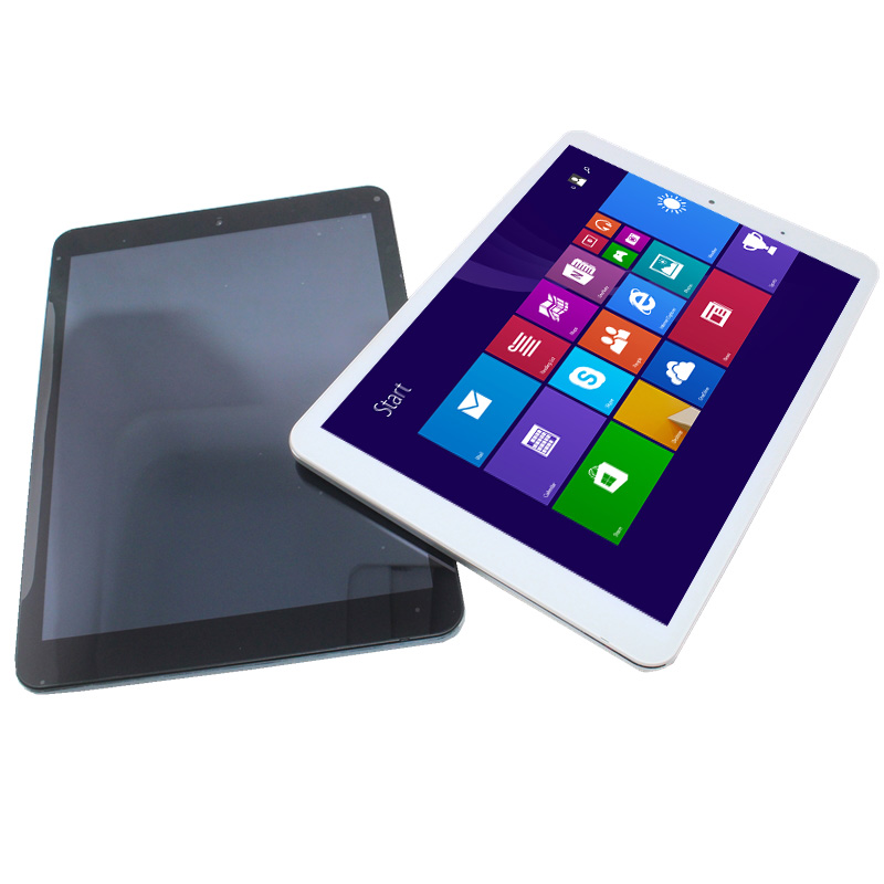 Image 2 - وصول جديد 9.7 بوصة 264pie 2 + 32G نظام مزدوج ويندوز 8.1 + أندرويد 4.4 2048x1536 IPS شاشة 32 بت نظام التشغيل رباعية النواة10.1 inch windows tablettablet windows 10windows tablet -
