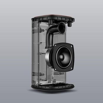 New BINNIFA Desktop Stereo Bluetooth Speaker Music Center USB Sound Card Subwoofer Speakers For The Computer Portable Soundbar 2