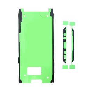 Image 4 - For Samsung Galaxy S8 G950 G950F G950FD G950T G950V Original Phone Housing Chassis LCD Plate New Middle Frame With Adhesive