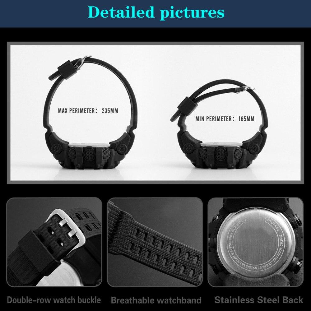 Hdf045eb998784ee9bbd2f5548d2565cfv HONHX Casual Sport Luxury Mens Digital LED Watch Date Sport Men Outdoor Electronic Watchelogio digital New Fashion Wristwatch #D