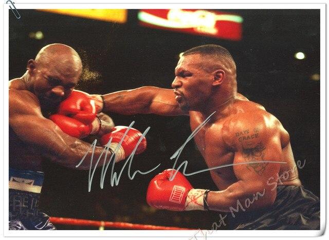 Mike Tyson Memorabilia Posters 10