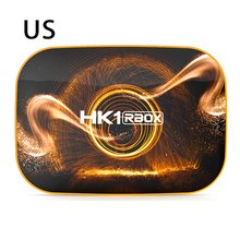 DQiDianZ HK1R BOX Android 10.0 RK3318 Wireless Network Player 4gb 4K WIFI 1080p Multimedia Player Top Box
