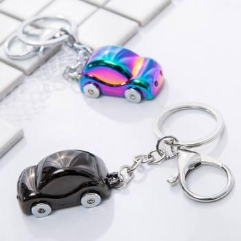 Araba Anahtarlık Araba Şekli Anahtarlık Ile led ışık Anahtarlık Tutucu Oto Anahtarlık Oto Anahtarlık Kolye Anahtarlık Araba Aksesuarları
