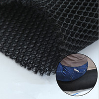 3d breathable cellular mesh Thick mesh fabric Motorcycle seat cover mattress cloth Anti bee clothing mesh cloth