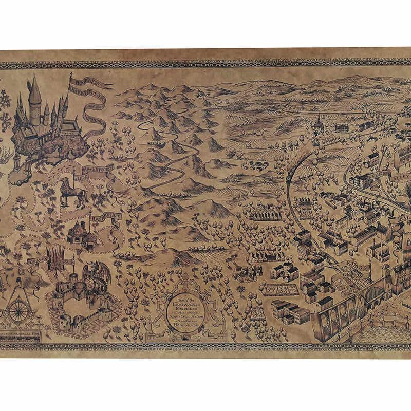 Mapas de pared del mundo, materiales fotográficos, adhesivos de pared decorativos, murales, regalos promocionales, enseñanza de Estudiante de pintura