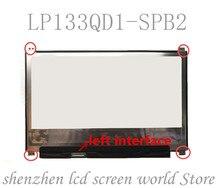 LP133QD1-SPB2 LP133QD1 (SP)(B3) Matrix for Laptop 13.3