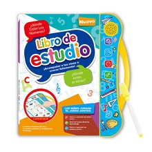 Children Early Reading Machine Spanish English Press Sn Cute Learning Machine Kids Earyly Education E-Book Toy