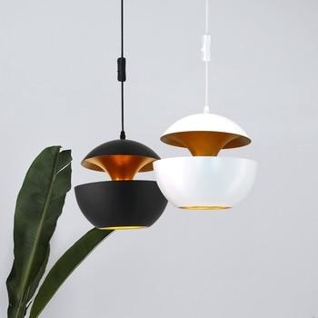Nordic Kitchen Pendant Lights Modern Hanging Lights For Dining Room Bedroom Living Room Lighting Ceiling Led Hanging Lamp 2020