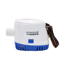 Automatic Boat Bilge Pump DC 12V 24V 1100GPH Submersible Electric Water Pump Small Mini For Boat