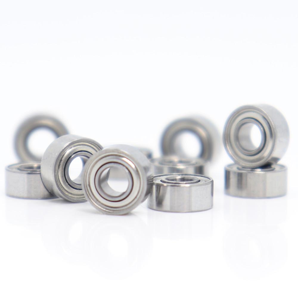 Hybrid Ceramic Ball Bearing Bearings ABEC-7 694-2RS QTY 1 S694-2RS 4x11x4 mm
