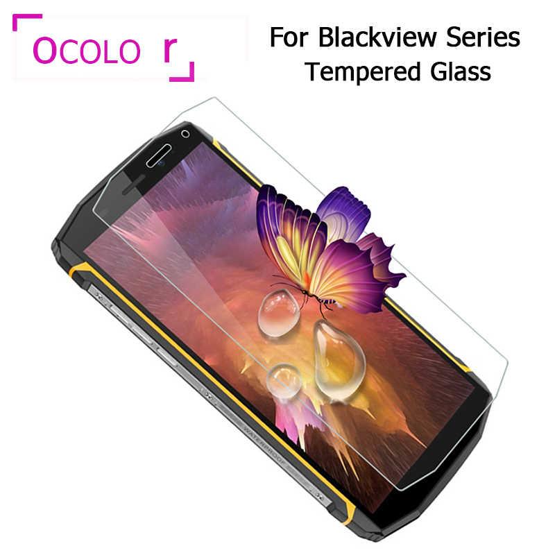 Ocolor para blackview bv6800 pro filme de vidro temperado substituição da tela protetora para blackview bv5800 bv5800 pro max 1 x18 plus