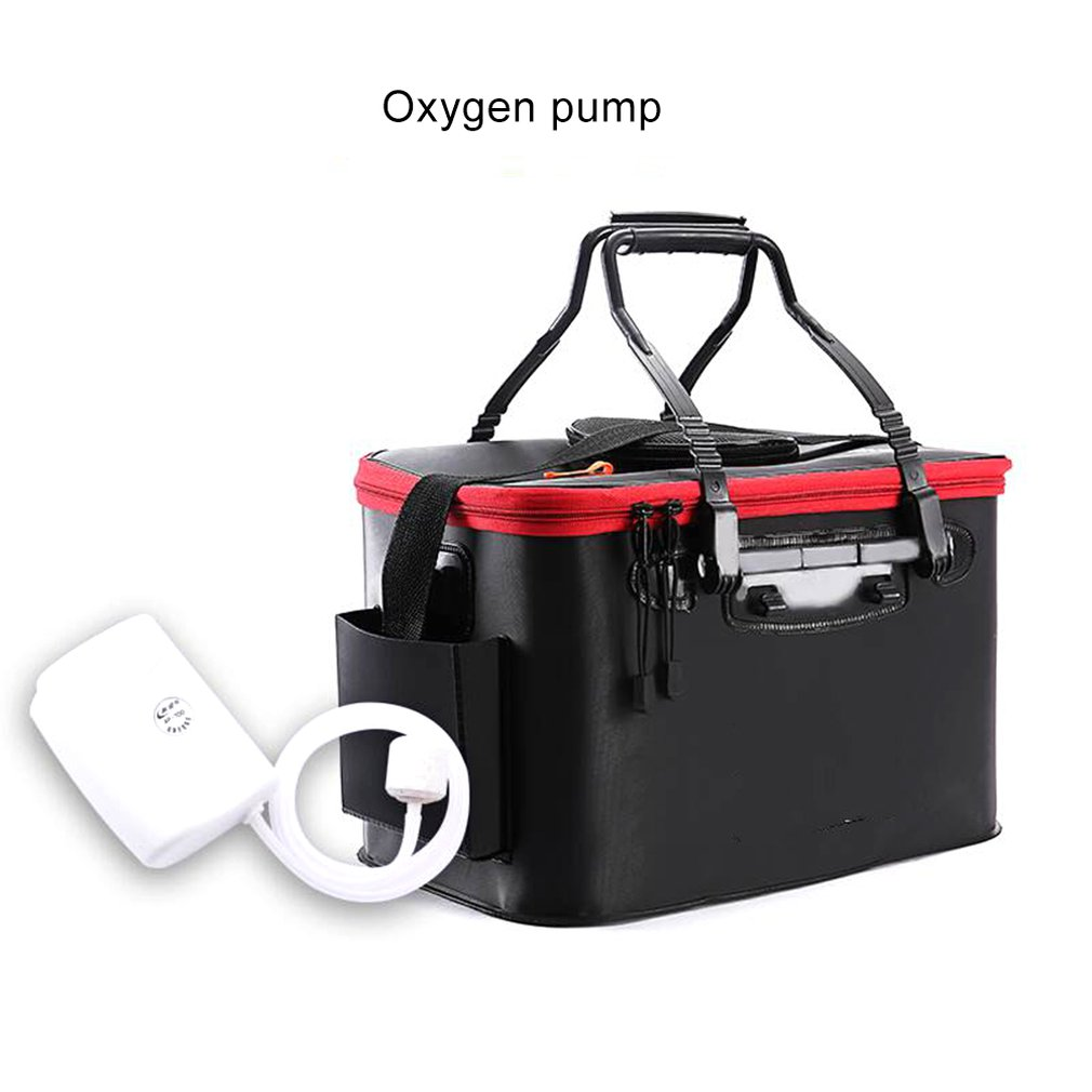 Ideal For Fishing Camping Barbecue Boating Gardening Bait Storage And Any Other Outdoor Live Fish Oxygen Pump