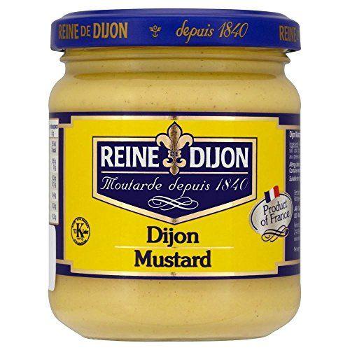 Reine De Dijon Mostaza (200g) (Paquete De 2)