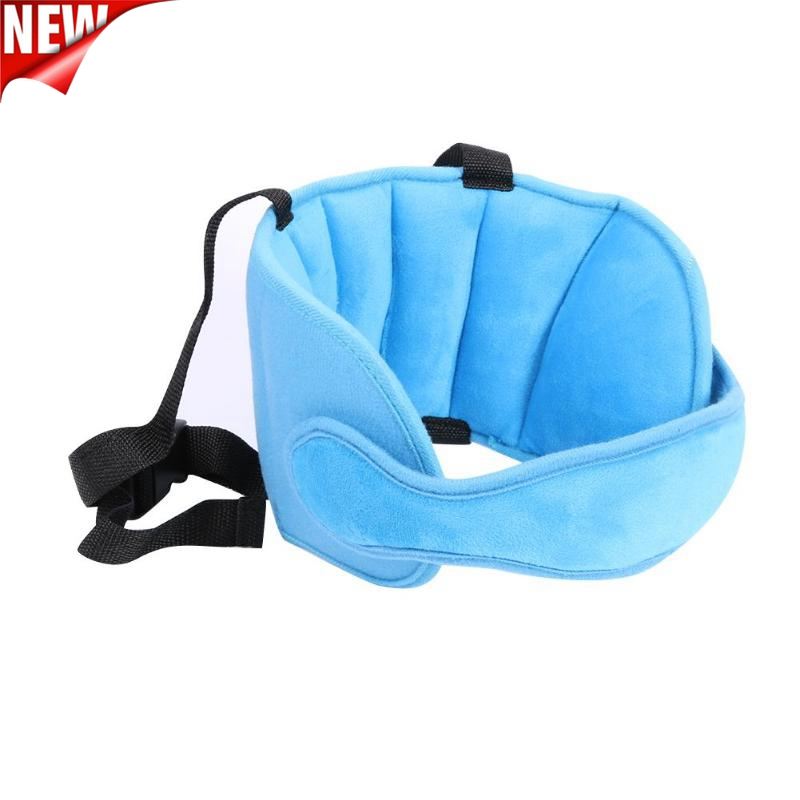 Baby Child Pillows Safety Car Seat Car Accessory Head Support Holder Band Children Head Protection Sleeping Headrest Pillow Car