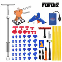 57pcs Car Paintless tools PDR Dent Puller Slide Hammer Repair Hail Removal Tool fast delivery