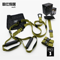 Resistance Bands Hanging Belt Sport Gym Workout Fitness Suspension Exercise Pull Rope Hanging Training Straps High Quality