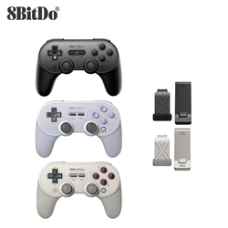 8Bitdo SN30 Pro+ Bluetooth Gamepad for Nintendo Switch Joystick Switch Game Controller for Windows / Android / Raspberry Pi