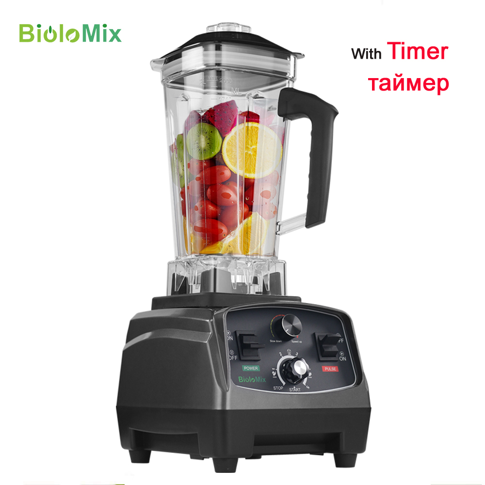 Hdf095ac093d04448bf9053cda566315e9 BPA Free 3HP 2200W Heavy Duty Commercial Grade Blender Mixer Juicer High Power Food Processor Ice Smoothie Bar Fruit Blender