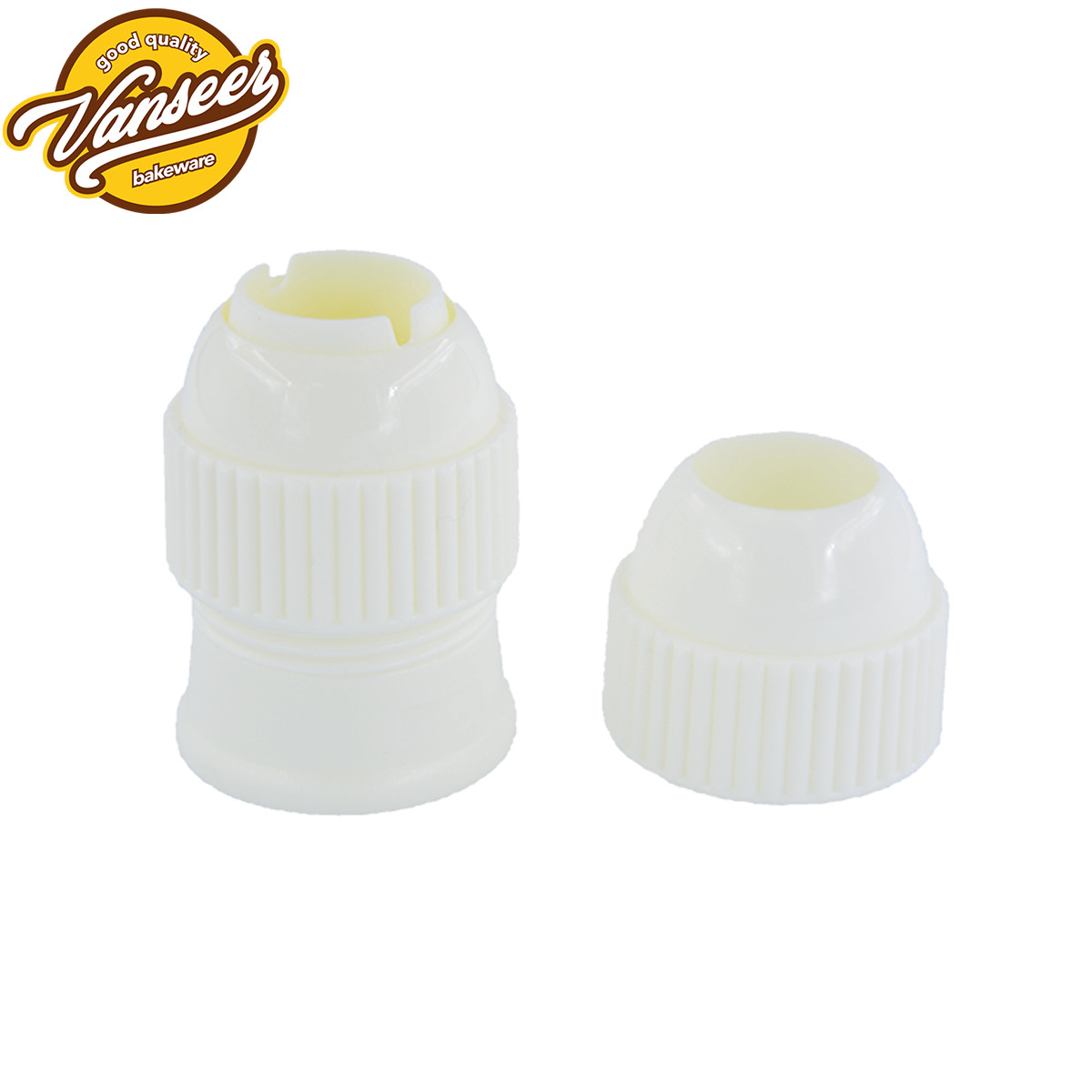 PE Korean Style Pastry Nozzle Converter Nai You Zui Connector Baking Tool Manufacturers Direct Selling