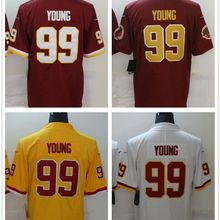 Best Quality Stitched Men's Young 99 American Football Jersey Customized Big Size Free Shipping