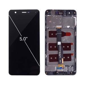 "Image 5 - 5.0 ""huawei社ノヴァ液晶タッチスクリーンデジタイザアセンブリのためのhuawei社novaディスプレイフレーム交換CAN L01 CAN L11"