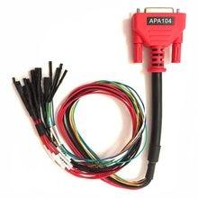 APA104 – outil de diagnostic de voiture antidémarrage pour AUTEL MX808IM XP401, ECU MCU MC9S12 EEPROM DUPONT