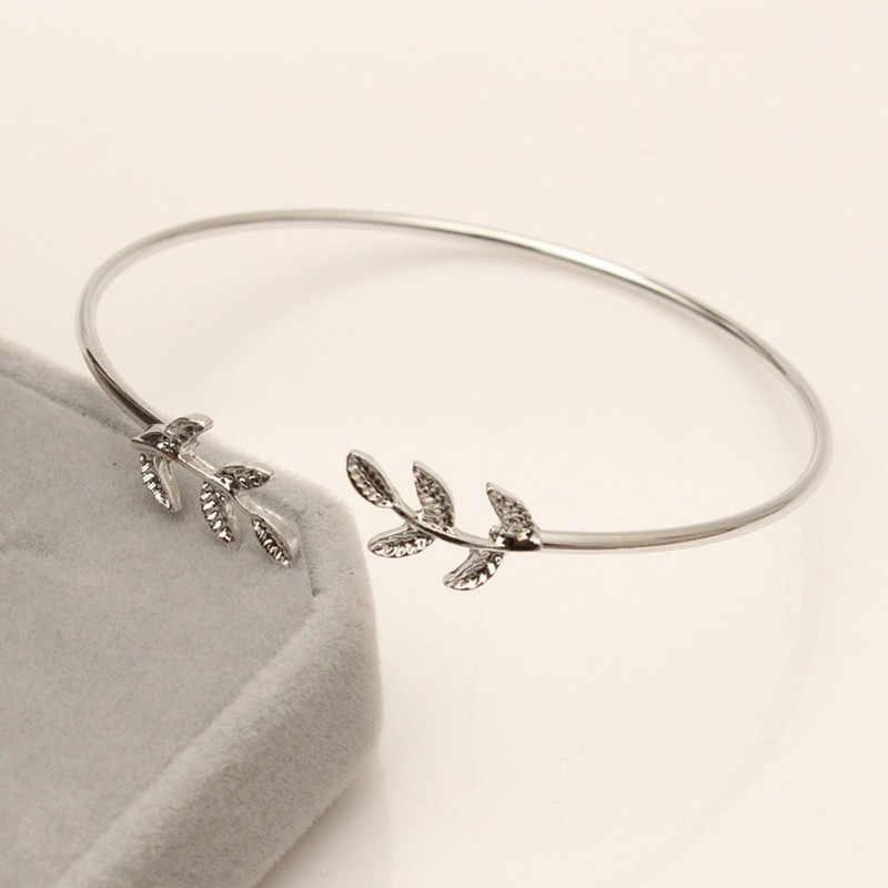 Hot moda regulowany kryształ podwójne serce Bow Bilezik otwór mankiet błyszczące bransoletka dla damska biżuteria na prezent Mujer Pulseras 7g