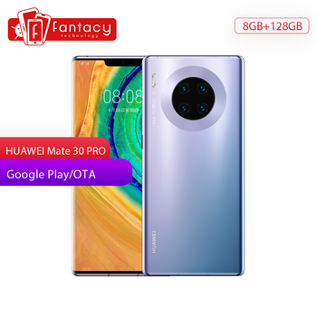 Huawei Mate 30 Pro 8GB 128GB Smartphone 40MP Triple Cameras 32MP Front Camera 6.53'' Full Screen Kirin 990 27W Wireless QC