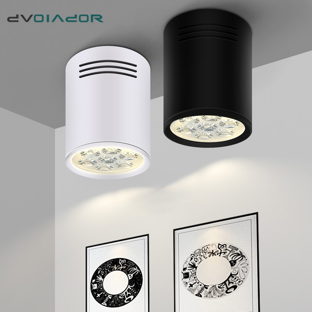 12w Led Downlight 9w 7w Ceiling Lamps
