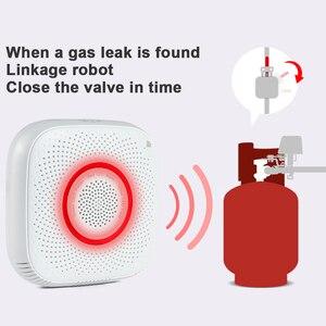 Image 5 - チュウヤwifiガスlpg漏れ検知器警報セキュリティappコントロール安全スマートホーム漏れセンサー