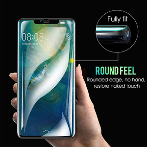 Image 4 - 2Pcs 100D Hydrogel Protective Film For Huawei P30 P40 P20 Pro Mate20 Pro Screen Protector Film For Honor 30 20 Pro 9X 8X 10 Film