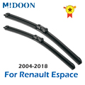 MIDOON стеклоочистителей для Renault Espace IV / V 2003 2004 2005 2006 2007 2008 2009 2010 20111 2012 2013 2014 2015 2016 2017 2018