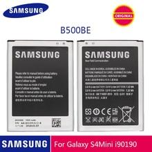 Оригинальная батарея samsung B500BE 1900 ма-ч для samsung S4 мини I9190 i9192 I9195 I9198 Замена батареи с NFC 4 контакта