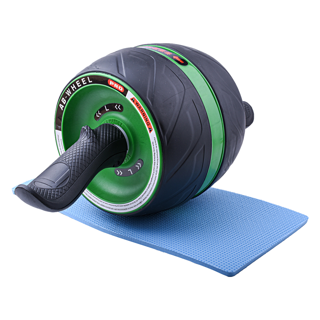 Fitness Ab Carver Pro Roller Wheel For Core Workouts Abdominal Muscle Trainer Home Gym And Exercise Body Building Equipment