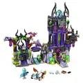 10551 kompatibel Legoingly Elfen 41180 Wizard Serie 41180 Laguna Dark Magic Castle Diy Blöcke Spielzeug Blöcke Magische Bäckerei