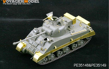 Voyager PE35148 1/35 seconda guerra mondiale Sherman VC Firefly per TASCA/drago