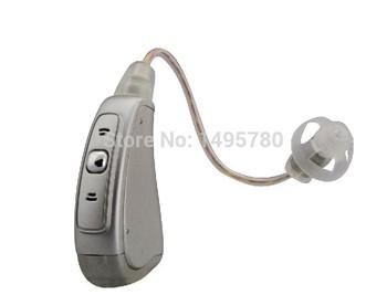 8 kanałów programowalne cyfrowe aparaty słuchowe BTE RIC aparaty słuchowe wysokiej jakości cyfrowe aparaty słuchowe wzmacniacz słuchu DE08 tanie i dobre opinie Laiwen