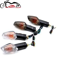 Turn Signal Indicator Light For HONDA CBR 250R 2011-2015 CBR300R CB300F 2014-2019 CBF 125/250 14 Stunner Blinker Lamp Motorcycle