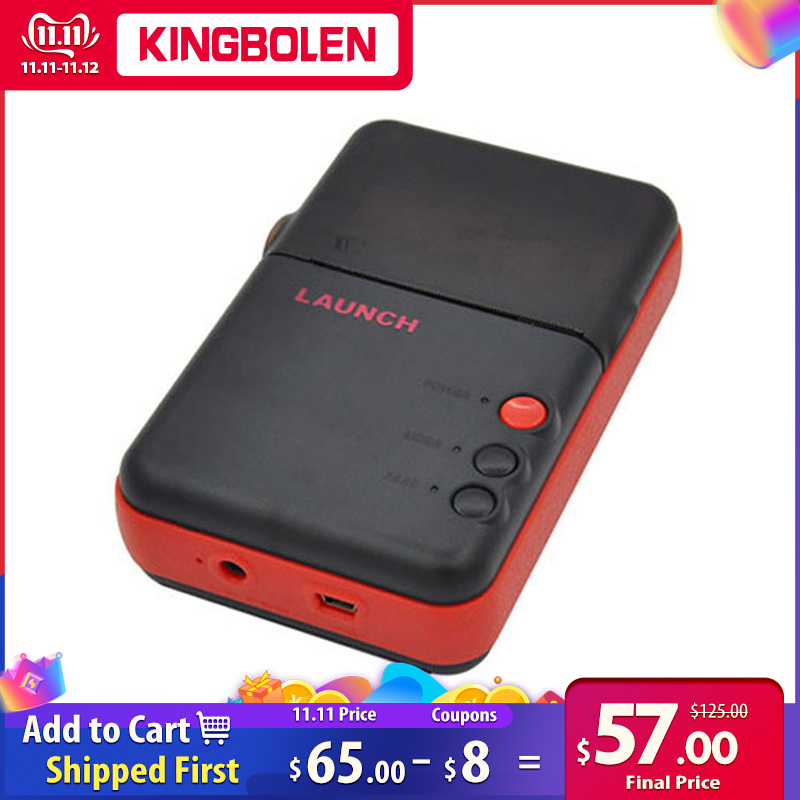 Launch WIFI Printer X431 Mini Printer With WiFi Function For Diagun III, X431 V,V+,PRO,PAD2,PAD Printer Paper