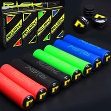 Puños para manillar de bicicleta, de gel de sílice, ultraligeros, antideslizantes, suaves y extraíbles, de 40g, 1 par