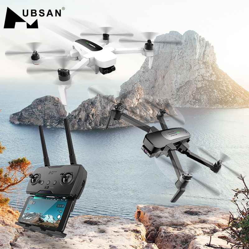 Hubsan H117S Zino GPS 5.8G 1KM Opvouwbare Arm FPV met 4K UHD Camera 3-Axis Gimbal RC Drone Quadcopter RTF High Speed Racing FPV