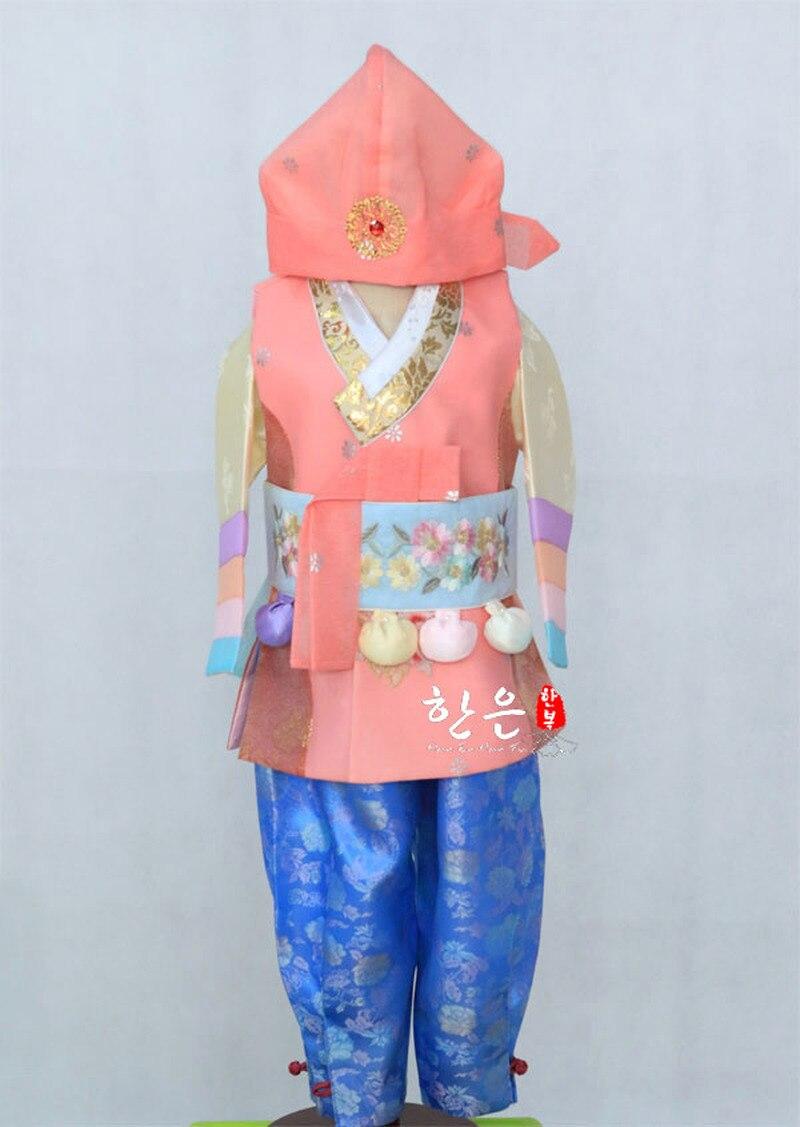 South Korea Imported Fabrics First Birthday Korean Clothes Latest Boy Korean Clothes He-tz6126 Boys Christmas Clothes
