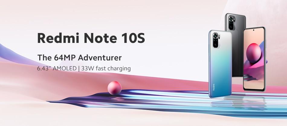 Redmi Note 10S Smartphone