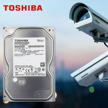 TOSHIBA 500GB Surveillance Internal Hard Drive Disk