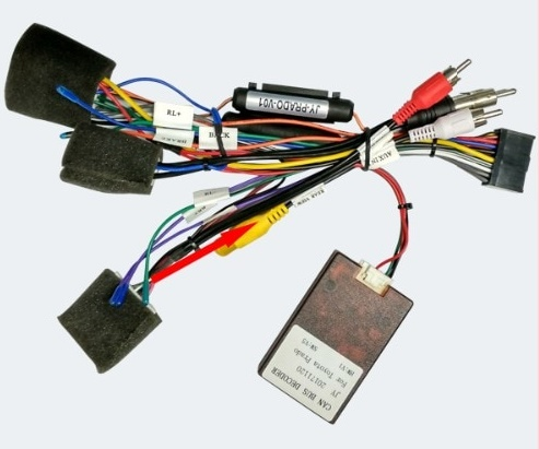 ARKRIGHT Canbus Box/Canbus Decoder Canbus Protocol Box  With Power Cable For Peugeot