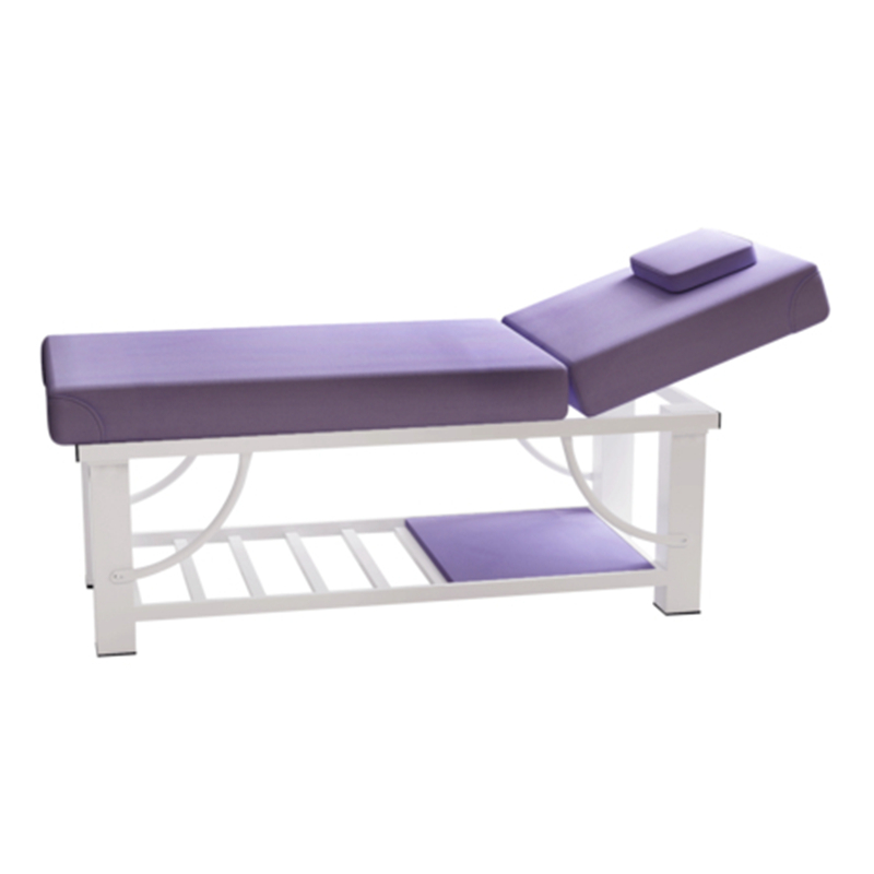 Beauty Salon Dedicated Portable Body Physiotherapy Bed Home Folding Moxibustion Fire Therapy Massage Bed