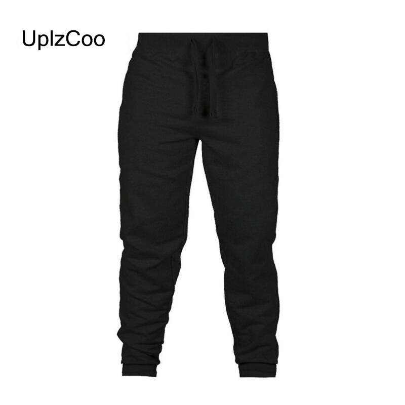 UplzCoo Spring Autumn Men Casual Pants New Hip Hop Men's Pocket Pencil Pants Jogging Pants Sportswear Daily Harem Pants <font><b>FM203</b></font> image
