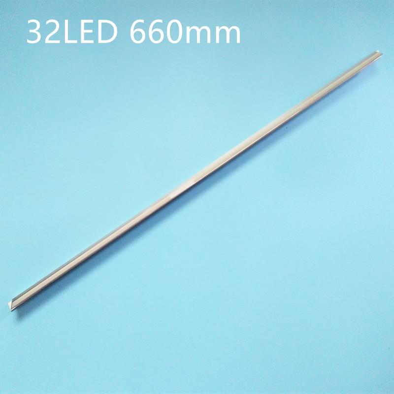 5 PCS/lot LED Backlight Strip For Samsung UE32K4109 UE32K4100 UE32k5100 UE32K4109AK Louvre 32 BN96-39780A 39719A 39717A 09717A